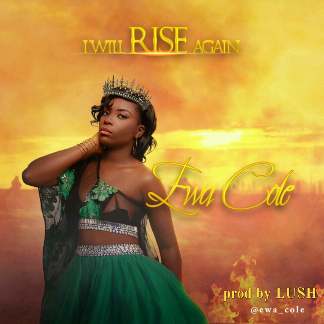 Ewa Cole – I Will Rise