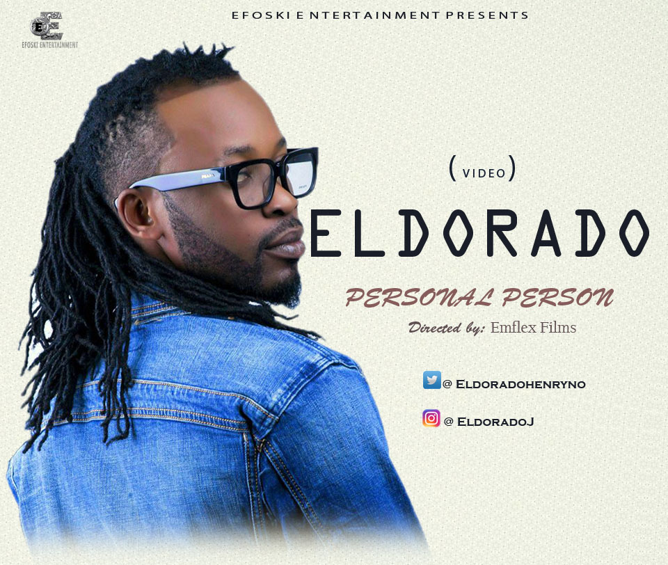 VIDEO: Eldorado – Personal Person