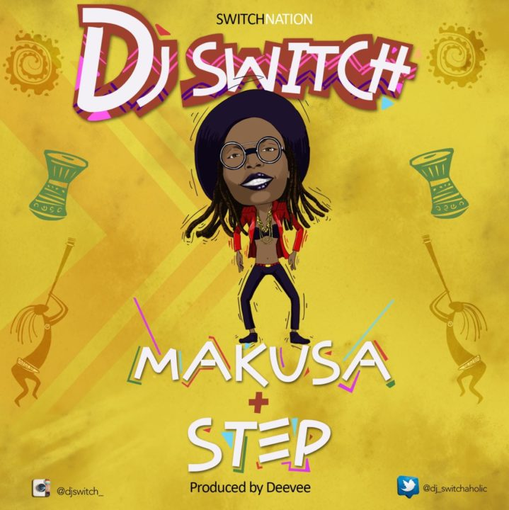 VIDEO: DJ Switch - Makusa | Step (prod. DeeVee)
