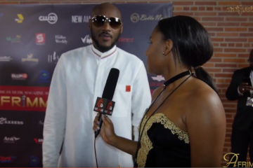 Notjustok TV: 2baba, Bracket, Masterkraft, Big A on The Red Carpet | AFRIMMA 2016