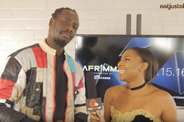 "Notjustok TV: Senegalese Star, Carlou D on Language Barrier In Africa, New Album ""Lion D"" 