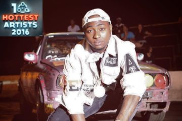 The 10 Hottest Artists In Nigeria #TheList2016: #10 – Davido