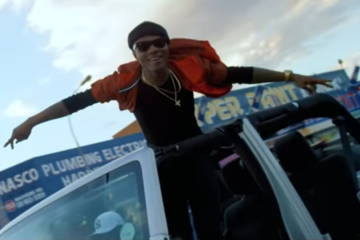 VIDEO Premiere: Dj Maphorisa x Wizkid – Good Love (prod. Nana Rouges)