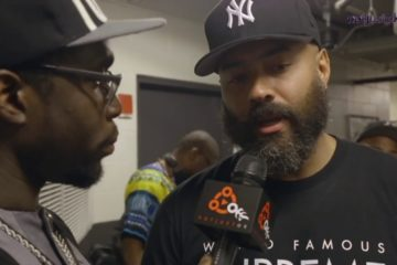 "Notjustok TV: ""All The Music We Love, Hip-Hop, Reggae Is From Africa"" – Ebro of Hot 97 & Beats1"