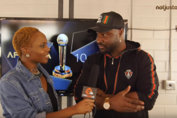 "Notjustok TV: ""Obama Will Call Me. Trump Will Repent"" – HarrySong On New Single ""Bacana"""