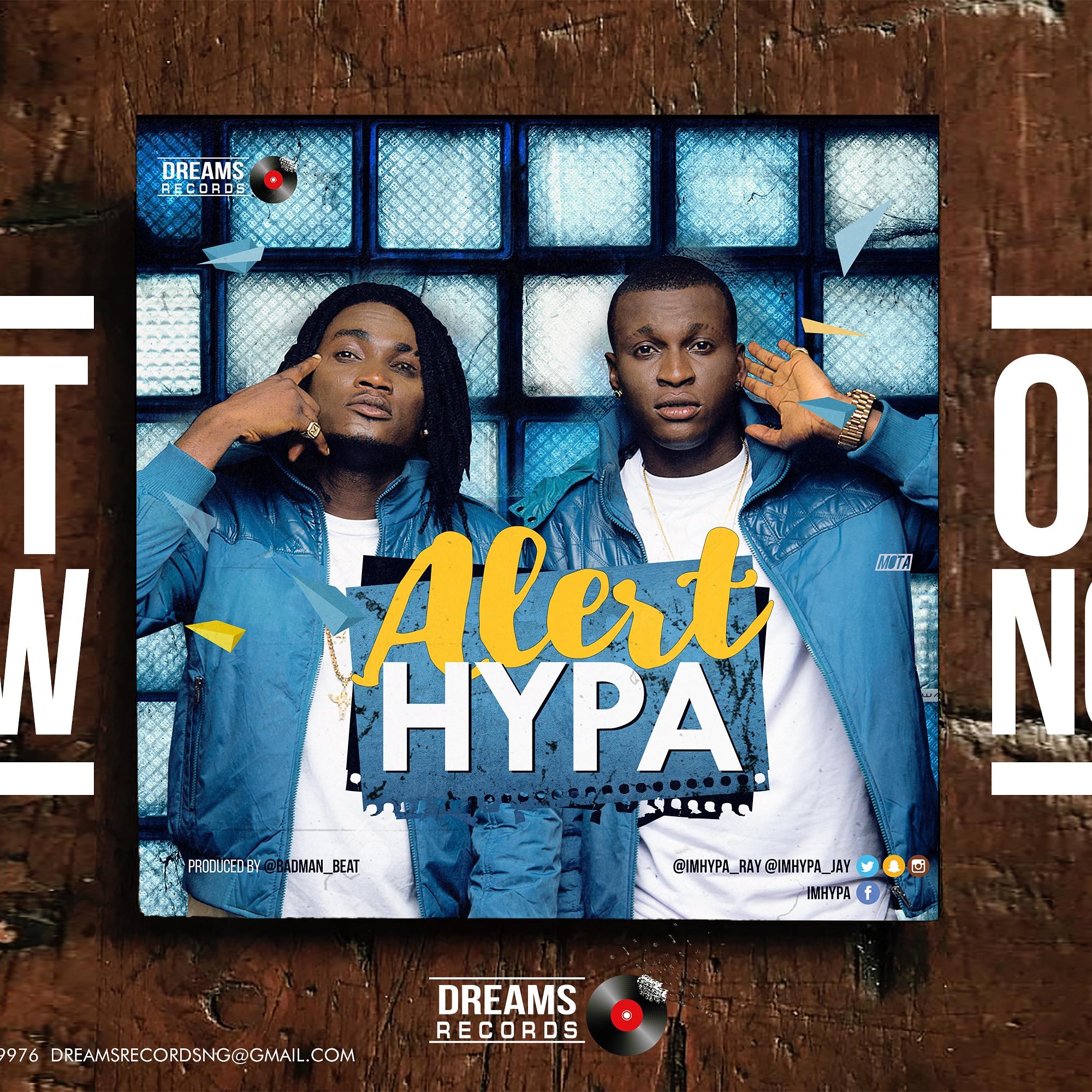 Hypa – Alert (prod. BadmanBeatz)