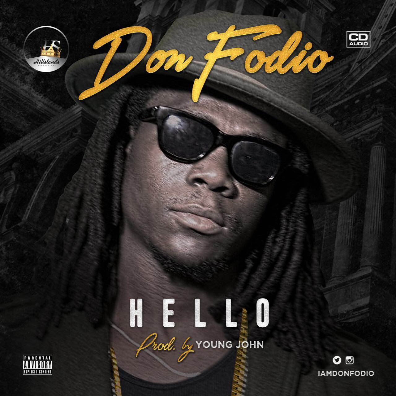 Don Fodio – Hello (prod. Young John)