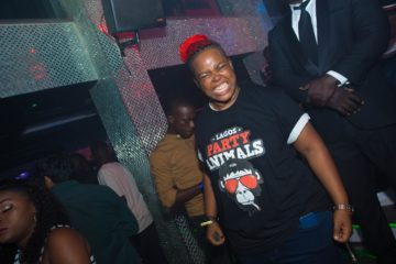 PICTURES:  How DJ Lambo Shut Lagos Down @ #LagosPartyAnimals2.0