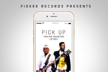 VIDEO: Fiokee ft. Adekunle Gold – Pick Up (Guitar Cover)