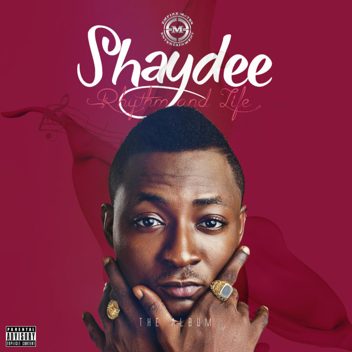"Shaydee Unveils Cover Art + Tracklist for Debut Album - ""Rhythm And Life"""