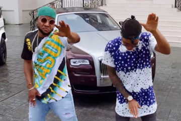 VIDEO: Kcee ft. Tekno – Tender