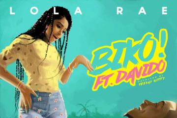VIDEO: Lola Rae ft. Davido – Biko