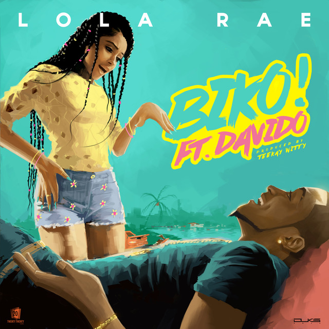 VIDEO: Lola Rae ft. Davido - Biko