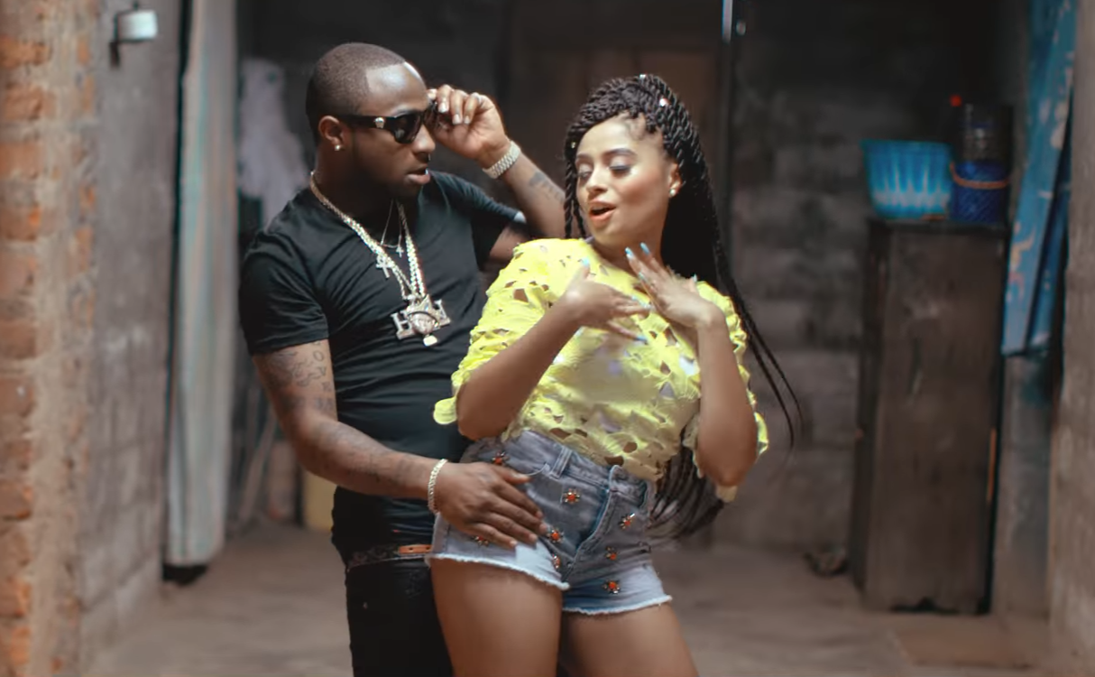 lola-rae-davido-biko-video