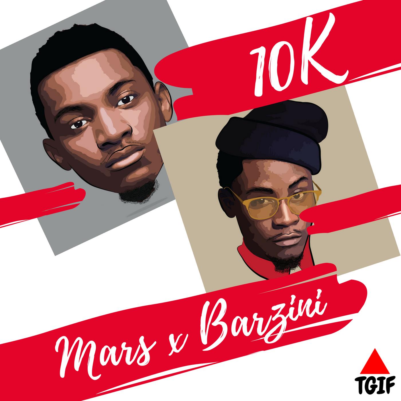 Mars x Barzini – 10K
