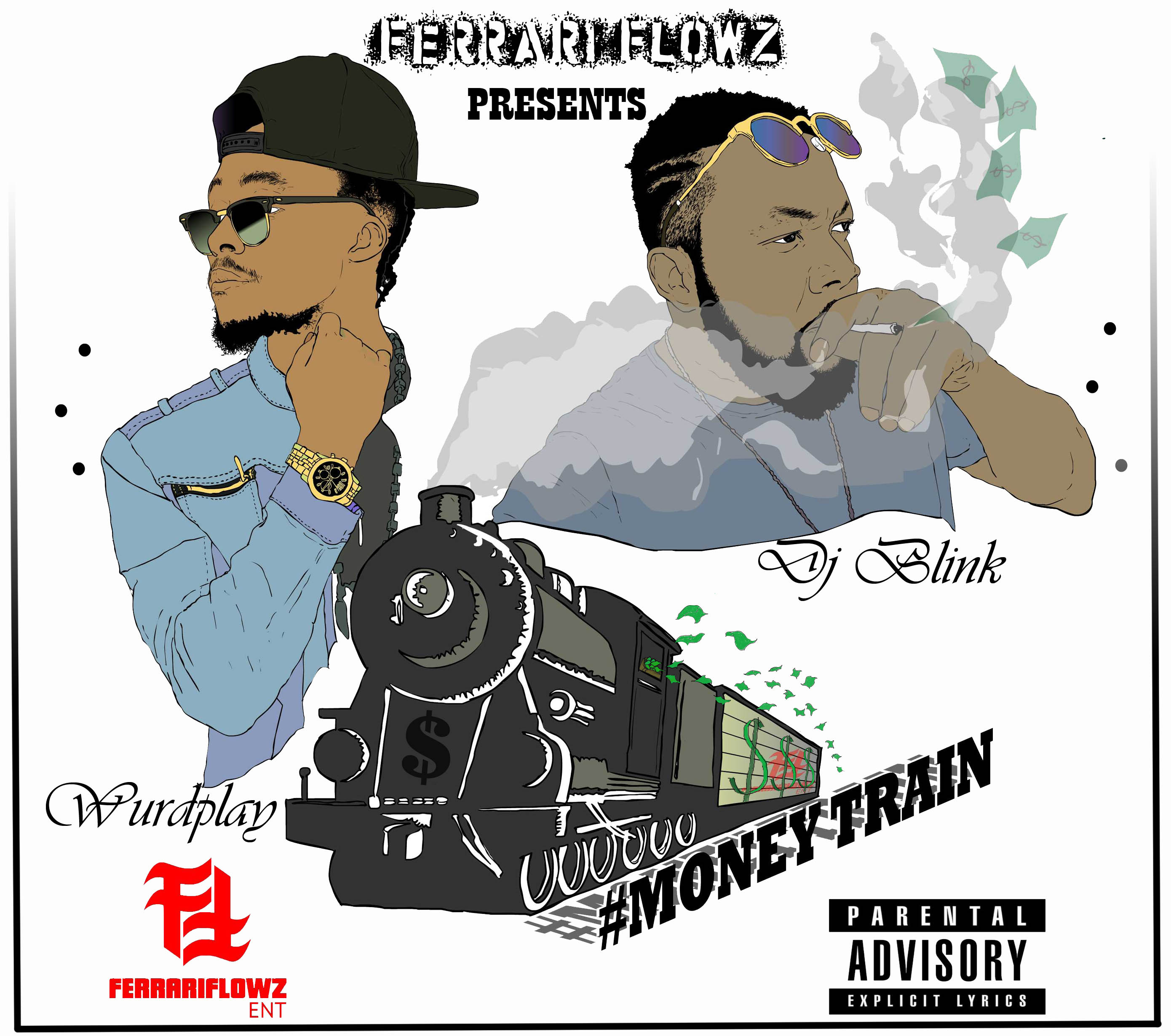 DJ Blink X Wurdplay – Money Train