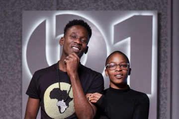 Mr Eazi's Beats 1 Radio Interview with Julie Adenuga