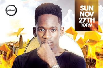 Mr Eazi Cyprus Invasion | Lions Garden | Nov 27