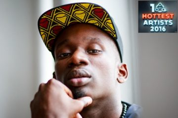 The 10 Hottest Artists In Nigeria #TheList2016: #8 – Mr Eazi