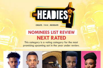 Dissecting The Headies Nominees List and Predictions