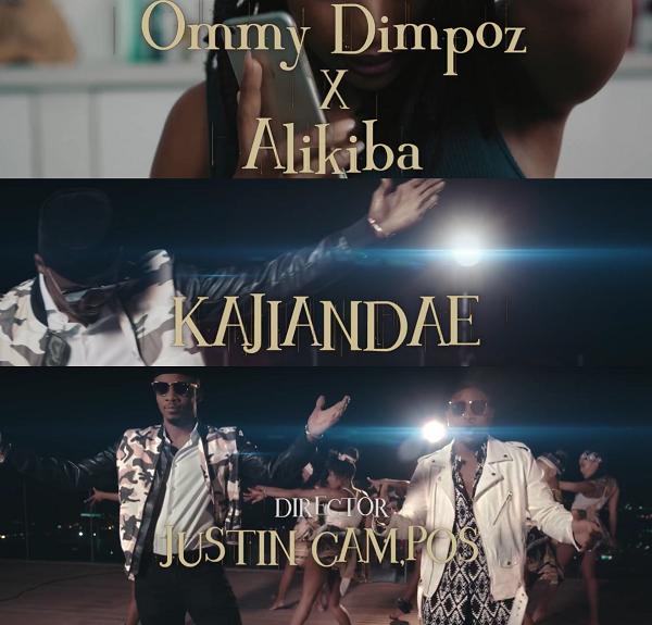 ommy-dimpoz-alikiba-kajiandae-video