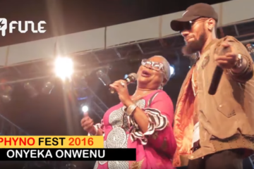 VIDEO: #PhynoFest2016 – Phyno, Onyeka Onwenu, Olamide, Burna Boy, P-Square & More! | #ShutDownTheCathedral