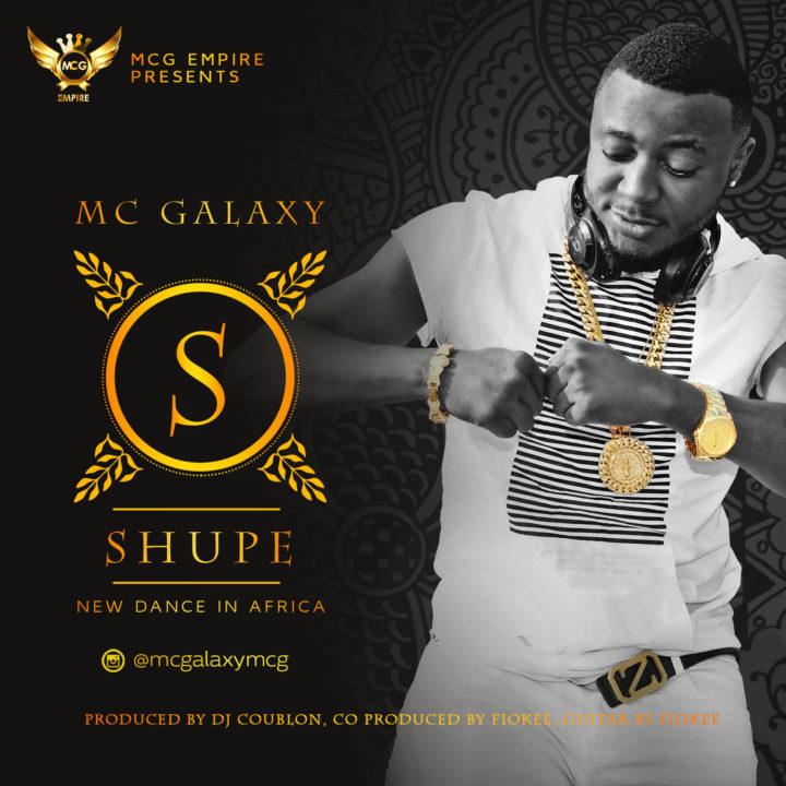MC Galaxy - Shupe (prod. DJ Coublon) | Instructional Dance Video