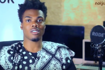 "Notjustok TV: ""I Wish I Produced Kolewerk"" – CKay 