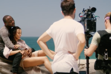 VIDEO: Davido ft. Tinashe – How Long (B-T-S)