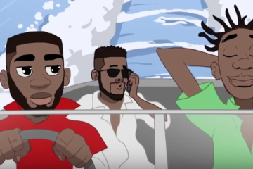 VIDEO: Juls ft Maleek Berry, Stonebwoy & Eugy – With You (Animation)