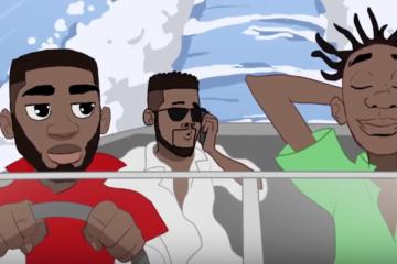 VIDEO: Juls ft Maleek Berry, Stonebwoy & Eugy – With You (Animation)