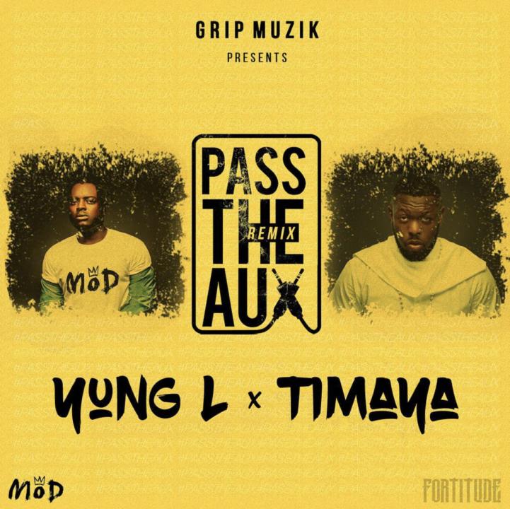 Yung L ft. Timaya – Pass The Aux (Remix)