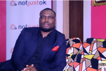 "Notjustok TV: ""Gospel Music Is Not Treated As Part Of The Mainstream"" – Nosa"