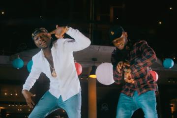 VIDEO Premiere: Dremo ft. Davido – 12 Bang
