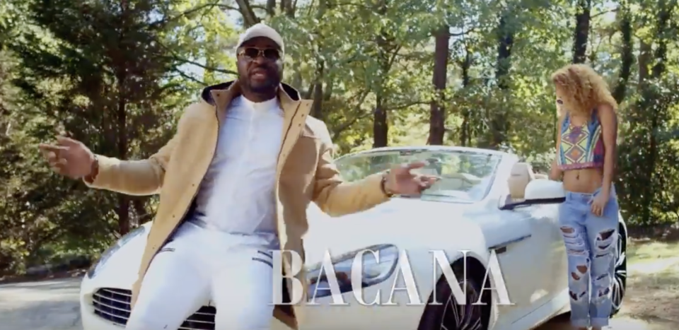 VIDEO Premiere: Harrysong - Bacana