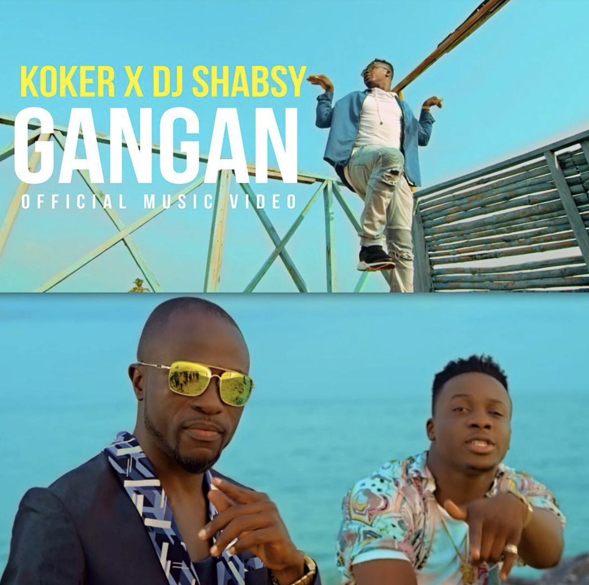 VIDEO: Koker x DJ Shabsy – Gan Gan