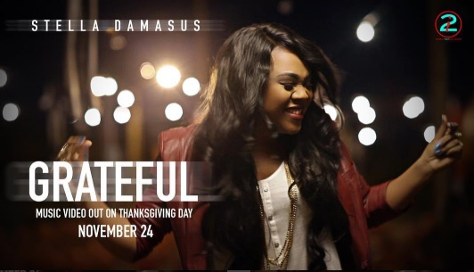 VIDEO: Stella Damasus - Grateful