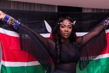 VIDEO: Tiwa Savage – R.E.D In Kenya