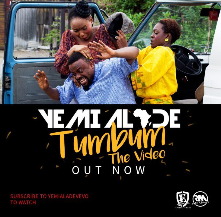 VIDEO: Yemi Alade - Tumbum