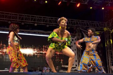 VIDEO: Yemi Alade Thrills Over 50,000 Fans In Dar es Salaam, Tanzania