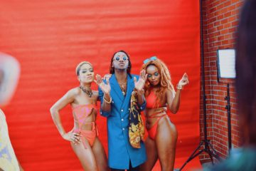 VIDEO: Yung6ix ft. Davido – Let Me Know