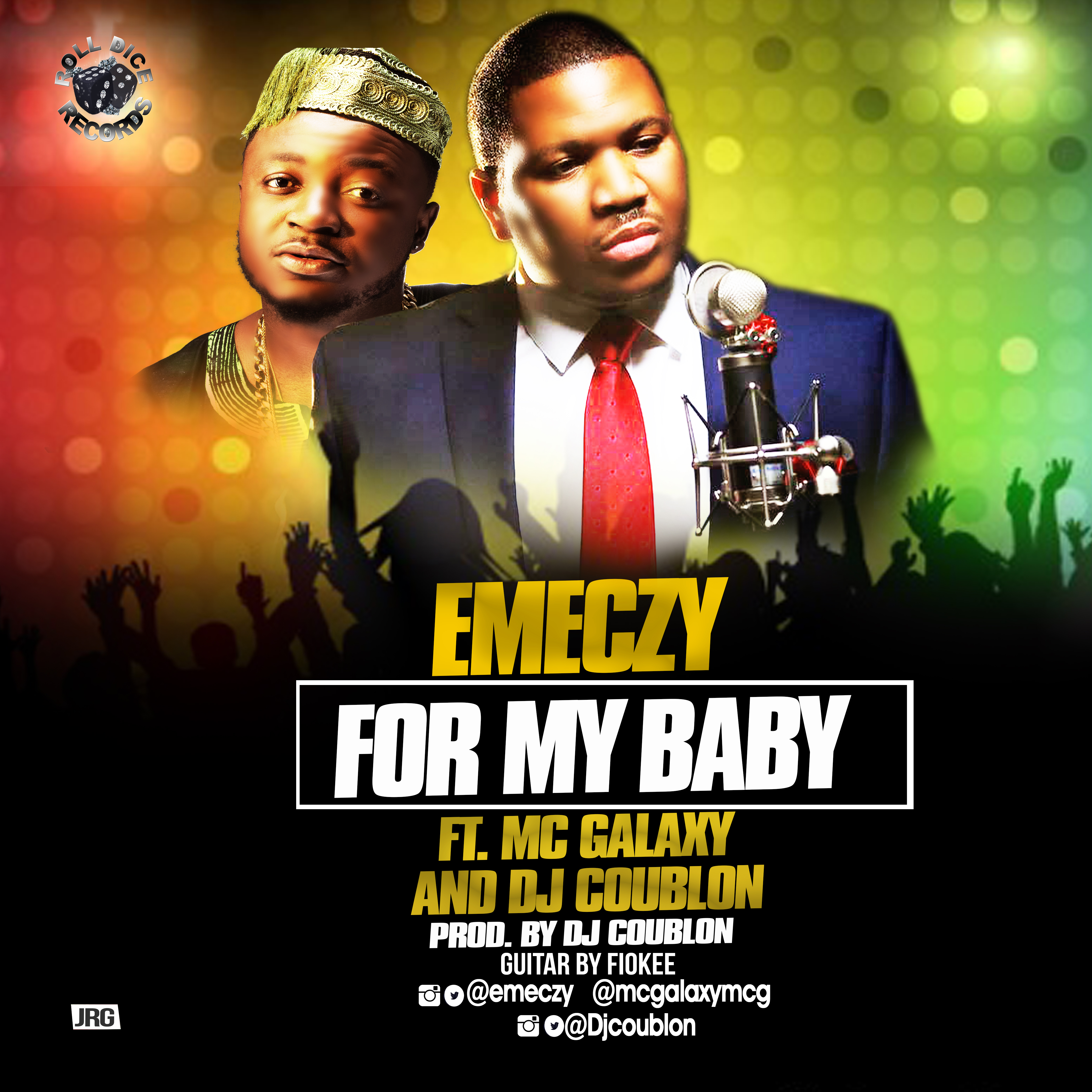 VIDEO: Emeczy ft. Mc Galaxy – For My Baby