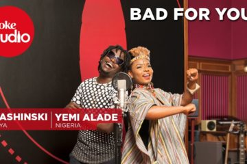 VIDEO: Yemi Alade, Nyashinski & Chopstix – Bad For You – Coke Studio Africa