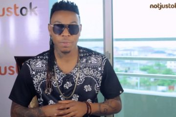 "Notjustok TV: ""Achievas Took Me From The Streets of Ajegunle"" – Solidstar Reveals Humble Beginnings"