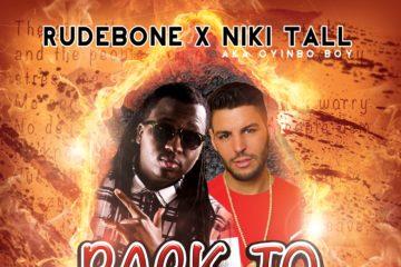 VIDEO: Rudebone x Niki Tall – Back To Sender (Remix)