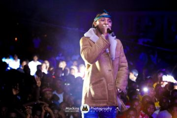 In Pictures: Stoneboy, Dremo, Mayorkun, Viktor YBNL, Oristefemi Perform as Yung6ix Drags Stars to Homecoming Concert