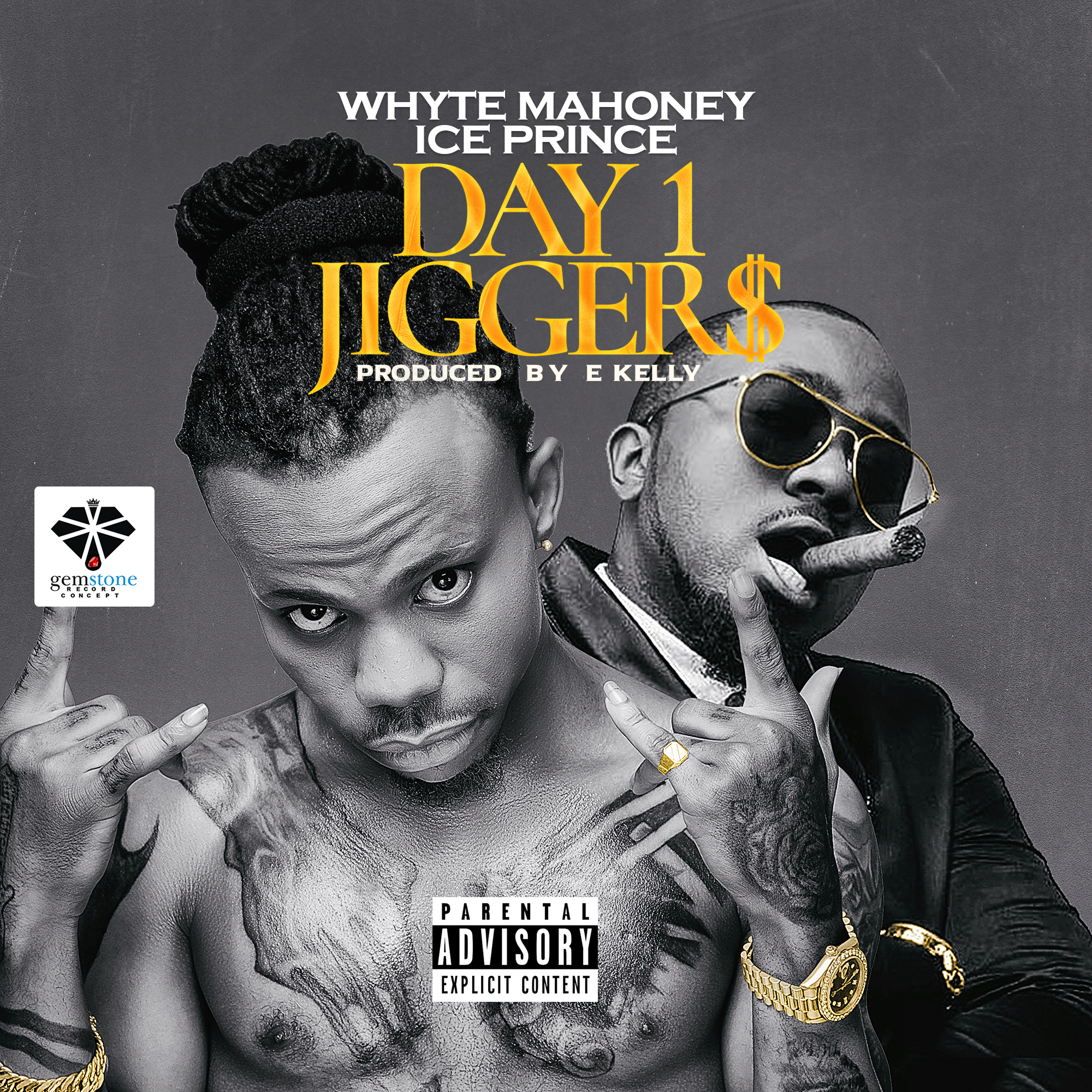 VIDEO: Whyte Mahoney ft. Ice Prince - Day 1 Jiggers