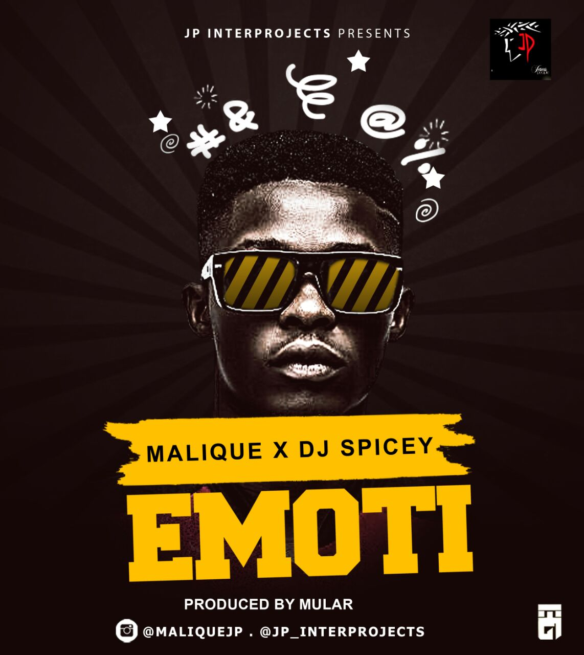 Malique ft. DJ Spicey – Emoti (Prod. MULAR)