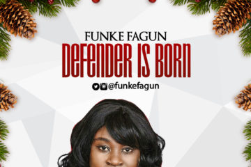 Funke Fagun – Defender Is Born