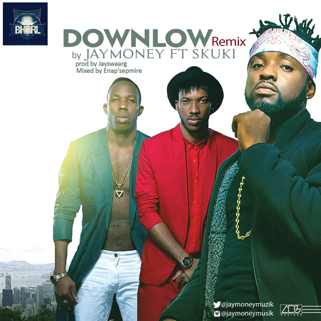 VIDEO: JayMoney ft. Skuki – Down Low (Remix)